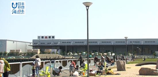 仙台港釣りスポット