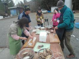 魚さばき(1)